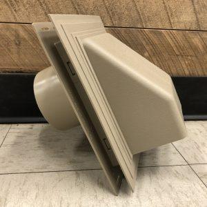 Hooded Dryer Vent